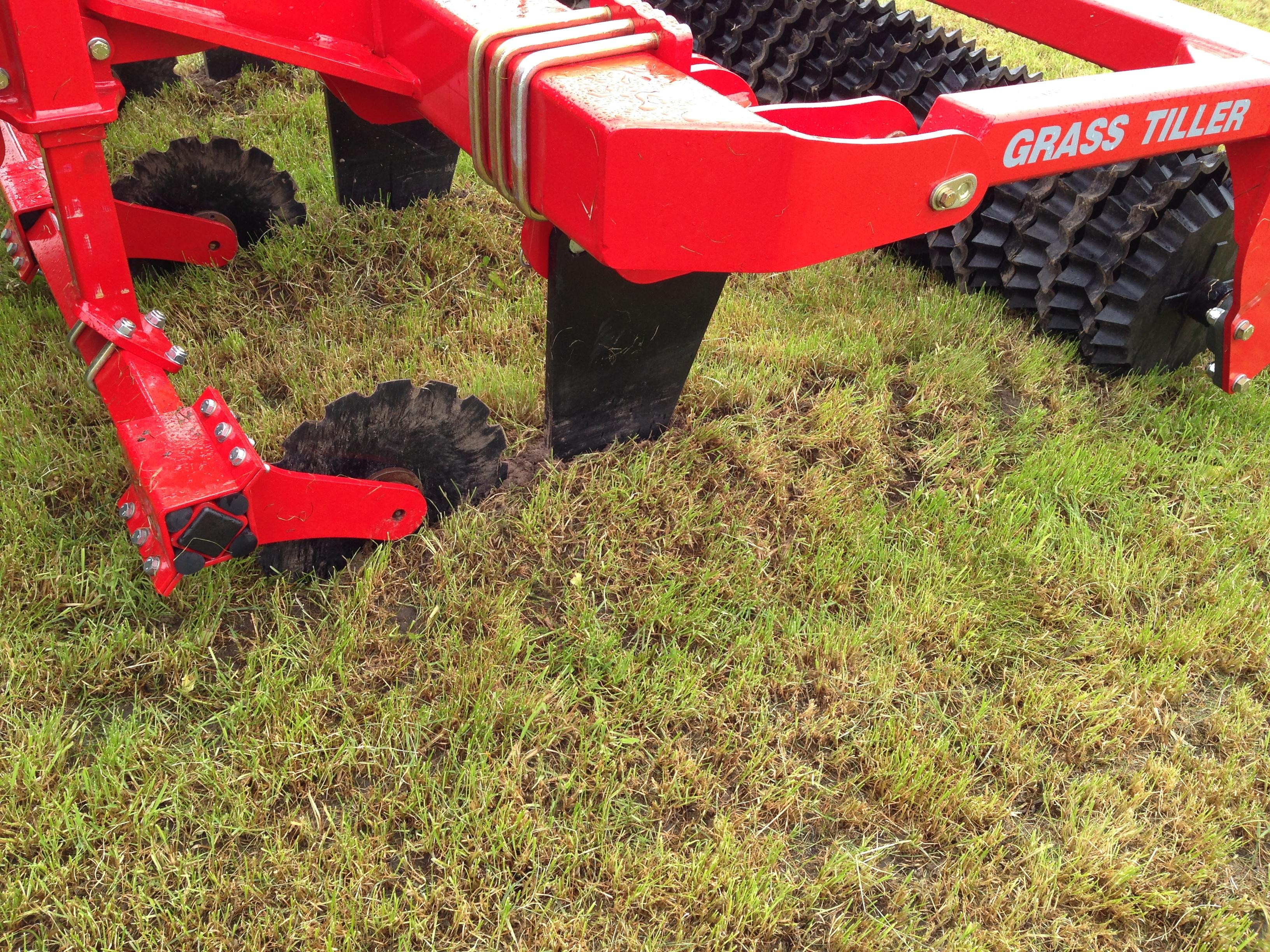 Grass Tiller